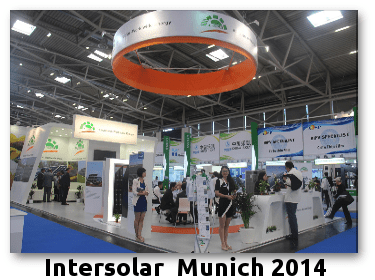 intersolar-munich Noticias de Amerisolar