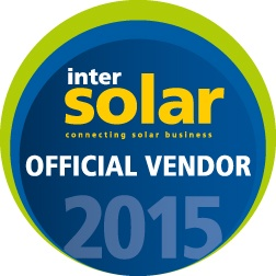 intersolare-europe-2015 Noticias de Amerisolar